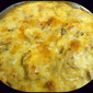 Jacques Pepin's Gratin of Eggs