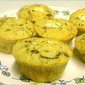 Savory Goat Cheese Muffins