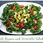 Kale, Quinoa and Avocado Salad