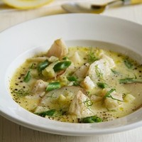 Cod Stew for Dinner Tonight