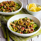 Zucchini Noodles with Tuna and Green Olives (Low-Carb, Gluten-Free, Paleo)