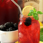 Jack Honey Sweetened Blackberry Tea