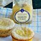 Lemon Marscapone Muffins