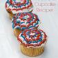 Easy Fourth Of July Dessert Idea – Firecracker Cupcakes