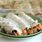 Tasty Roast Shrimp Enchiladas with Jalapeño Cream Sauce