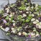 Summer Salad Recipes: Bean and Wild Rice Salad