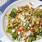 Farro Salad with Za'atar, Broccoli and Feta