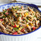 Southwestern Pasta Salad with Yogurt Salsa Dressing Recipe
