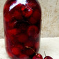 Canning Sweet Cherry Red Wine Pie Filling