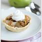 Mini Pear & Walnut Pies