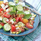 Pinto Bean and Charred Corn Salad with Cilantro Vinaigrette
