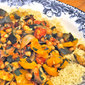 Vegetable Couscous; busy days