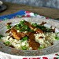 Balsamic Chicken and Couscous