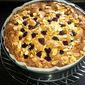 Raspberry, Almond and Custard Cake Recipe