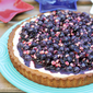 Get the Fireworks Started with Dorie Greenspan's Blueberry-Corn Tart