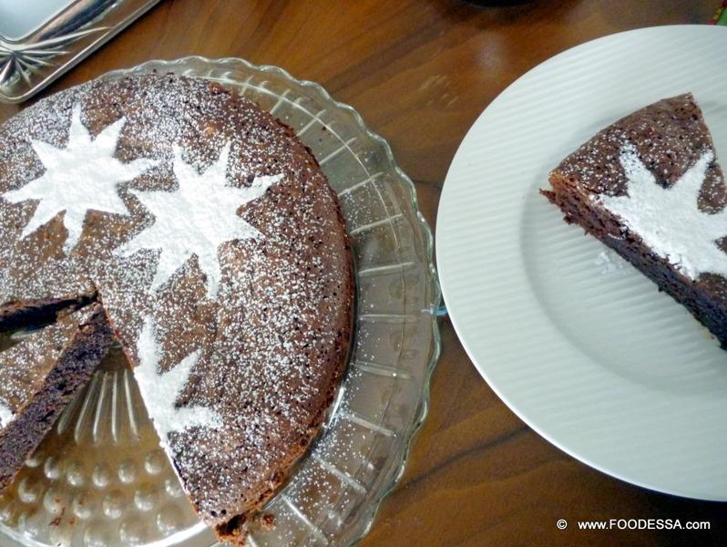 CHOCOLATE amaretti cookie AMARETTO almond torte Recipe by ...