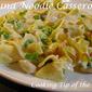 Tuna Noodle Casseole