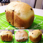Making Banana Raisin Bread with Bread Maker