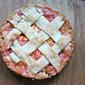 Texas Peach Pie