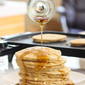 Oatmeal Pancakes... on the Road! DIY Pancake Mix and Travel Options.