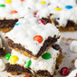M&M's® S'mores Brownies