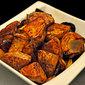 Spicy Grilled Potatoes, Secret Recipe Club