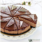 Chocolate Coffee Cheesecake 巧克力咖啡芝士蛋糕