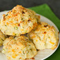 Cheesy Zucchini and Sun-Dried Tomato Scones