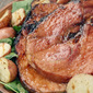 Zesty Grilled Ham Steaks #bloggerCLUE