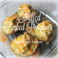Twice Baked Potatoes and Food Waste
