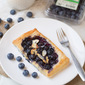 Blueberry Brie Pastry Tarts