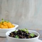 Cuban Black Beans for #Food of the World (Vegan Recipe)