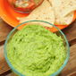 The Secret Way to Make Guacamole without Avocado (Edamame Guacamole!)