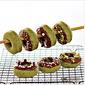 Baked Mini Matcha Donuts 香烤迷你抹茶甜甜圈