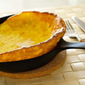 Dutch Baby Pancake (Puffy Popover German Pancake) - Video Recipe