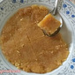 Orange Rawa Kesari (with Orange juice)