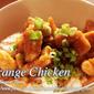 Orange Chicken Filipino Style