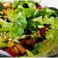 Greens with Fruits and Nuts