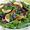 Arugula and Fresh Fig Salad with Maple-Glazed Walnuts