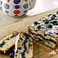 Blueberry Fritter Bread