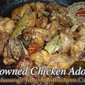 Browned Chicken Adobo
