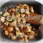 Peanut Sauced Sesame Chicken