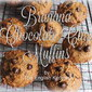 Amazing Branana Chocolate Chip Muffins