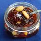 Nectarine Almond Conserve