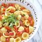 60 Second Fresh Tomato Sauce