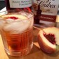 Peachy Old Fashioned