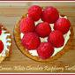 Celebrating Raspberry Tart Day with Driscoll's…Featuring Lemon-White Chocolate Raspberry Tartlets #raspberrydessert #spon