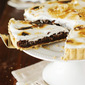 Fudgy S'mores Pie
