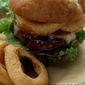 Western BBQ Bison Burgers #BurgerMonth
