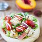 Chicken BLT Salad in a Bread Bowl